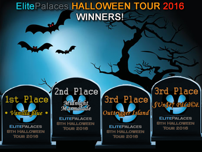 Halloween Tour 2016 winners!