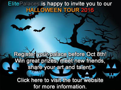 ElitePalaces Halloween Tour 2016