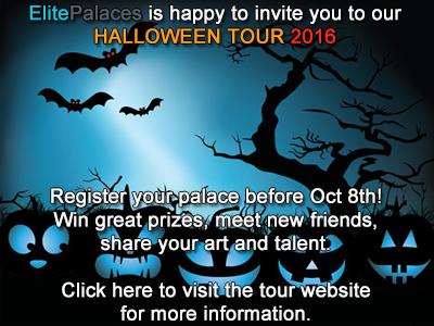 ElitePalaces Halloween Tour 2016